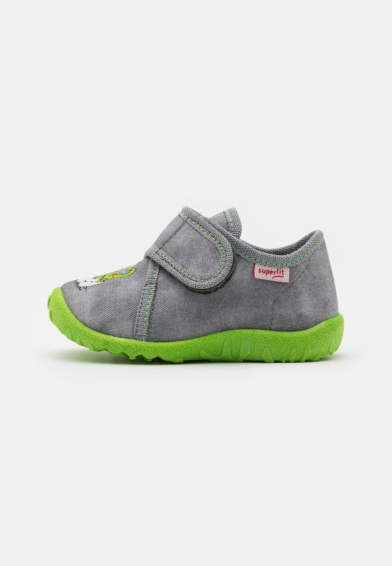 Superfit - SPOTTY - Domácí obuv - grau