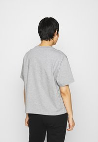 Lacoste LIVE - T-shirt print - heather wall chine - 2