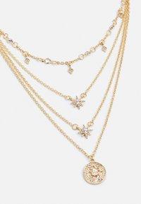 Pieces - PCSKY COMBI NECKLACE - Necklace - gold-coloured - 2
