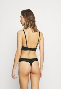 LASCANA - Thong - black - 2