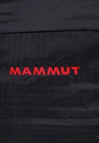 Mammut - NEON LIGHT - Trekkingrucksack - black/smoke - 6