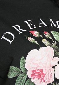 Simply Be - DREAMER - T-shirt imprimé - black - 4