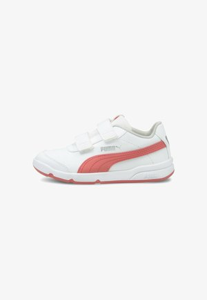 STEPFLEEX 2 SL VE V  - Sneakers laag - puma white/sun kissed coral