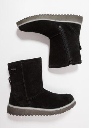 LORA - Snowboots  - schwarz