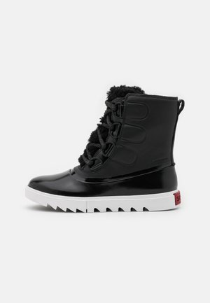 JOAN OF ARCTIC NEXT LITE - Snowboots  - black