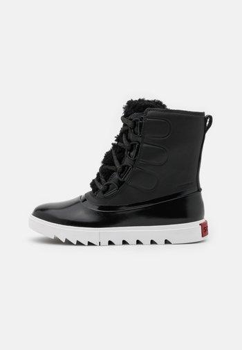 JOAN OF ARCTIC NEXT LITE - Winter boots - black