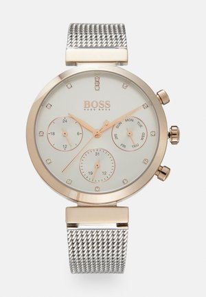 FLAWLESS - Watch - silver-coloured