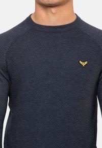 Threadbare - Pullover - blau - 3