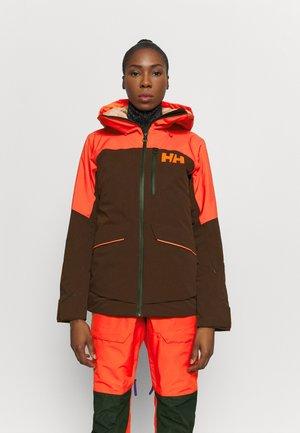 POWCHASER LIFALOFT JACKET - Snowboardová bunda - wild rose