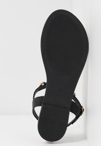 Anna Field - T-bar sandals - black - 4