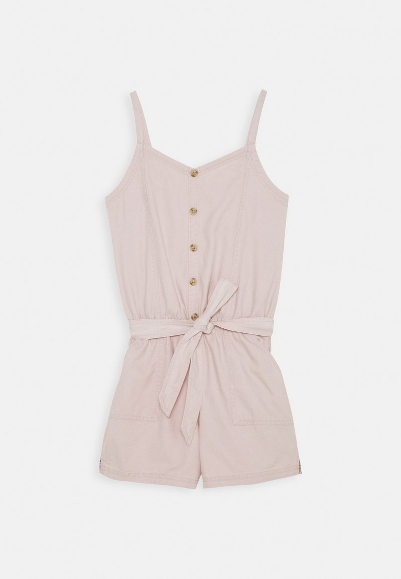 Abercrombie & Fitch - BARE UTILITY ROMPER - Jumpsuit - rose
