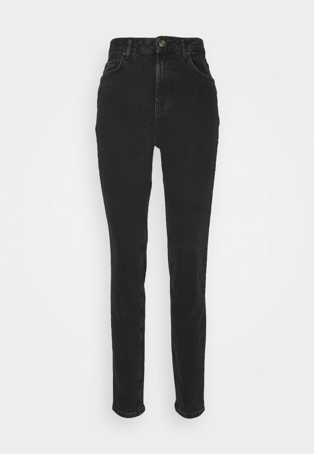 PCLEAH - Jeans relaxed fit - black