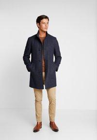 Bugatti - COAT - Classic coat - blue - 1