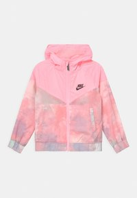 Nike Sportswear - WINDRUNNER - Sportovní bunda - arctic punch - 0