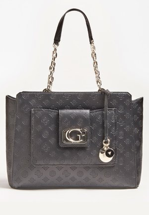 EMILIA - Handtasche - schwarz