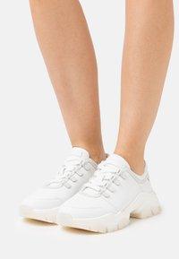 Greyder Lab - Sneakers laag - white - 0