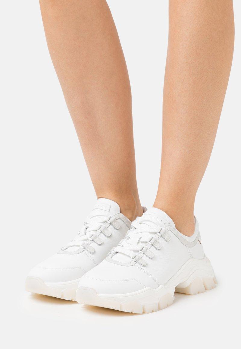 Greyder Lab - Sneakers laag - white