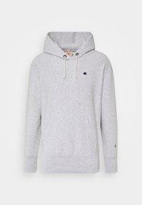 Champion Reverse Weave - HOODED - Hoodie - mottled light grey - 0