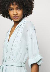 Temperley London - ABBEY DRESS - Společenské šaty - powder blue - 3
