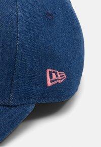 New Era - Cap - blue denim - 4