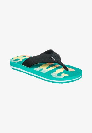 ALL DAY THEME - T-bar sandals - mint