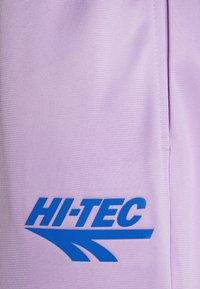 Hi-Tec - ASHFORD TRACKSUIT - Tracksuit - purple/blue - 9