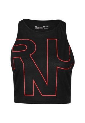 STREAKER - Camiseta de deporte - black