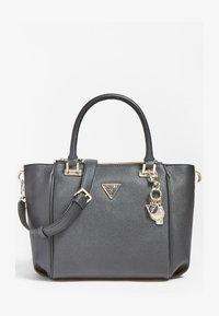 Guess - DESTINY RIEMEN - Handbag - schwarz - 0