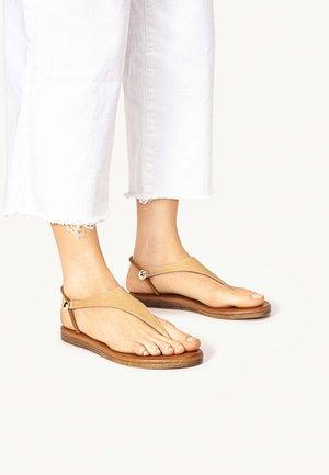T-bar sandals - scissors scs