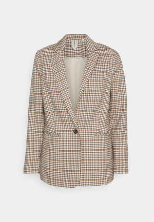 GIRLFRIEND FIT - Blazer - beige