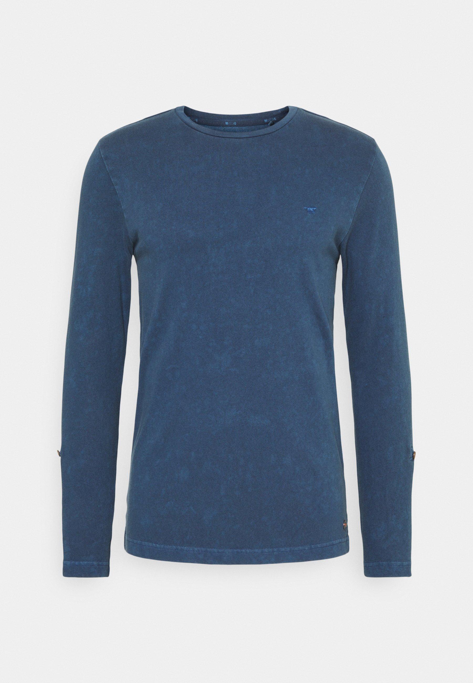 Men ANTON CREW - Long sleeved top