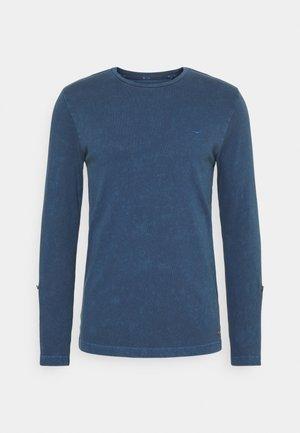 ANTON CREW - Långärmad tröja - ensigne blue