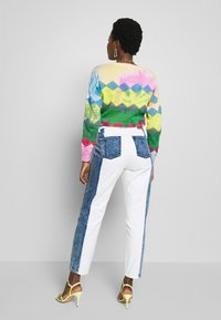 Desigual - DENIM MALTA - Jeans relaxed fit - blue denim - 2