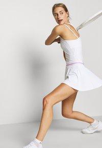 Björn Borg - TRISTA SKIRT - Sports skirt - brilliant white - 3