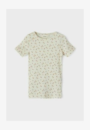 T-shirt print - turtledove