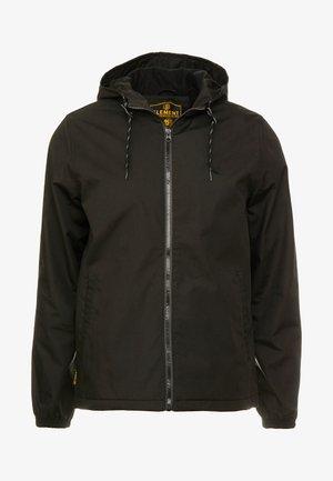 ALDER - Winter jacket - flint black