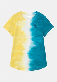 Abercrombie & Fitch - CORE CREW MOOST HAVE - T-shirts print - multi-coloured - 0