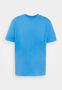 CREW  - Basic T-shirt - blue peak