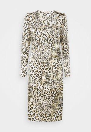 Denní šaty - beige/brown