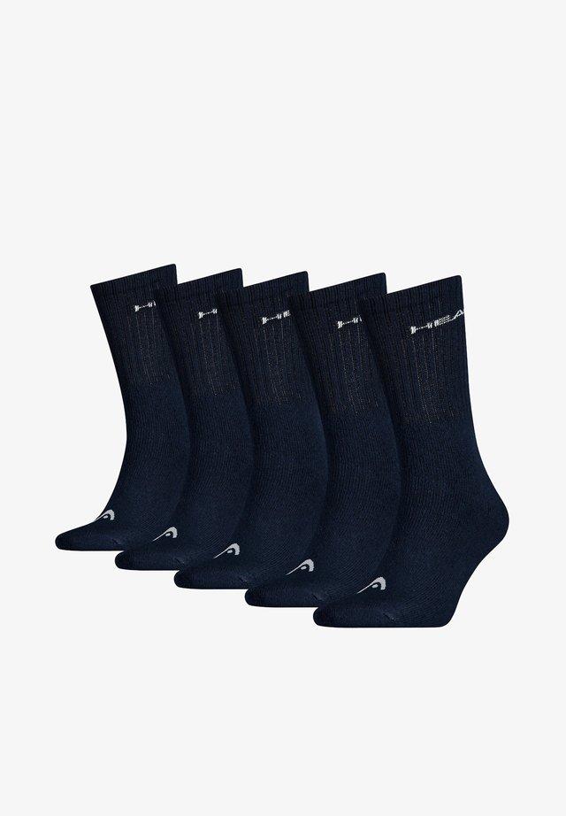 5 PACK - Socken - blau