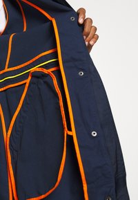 Q/S designed by - MANTEL - Parka - navy - 6