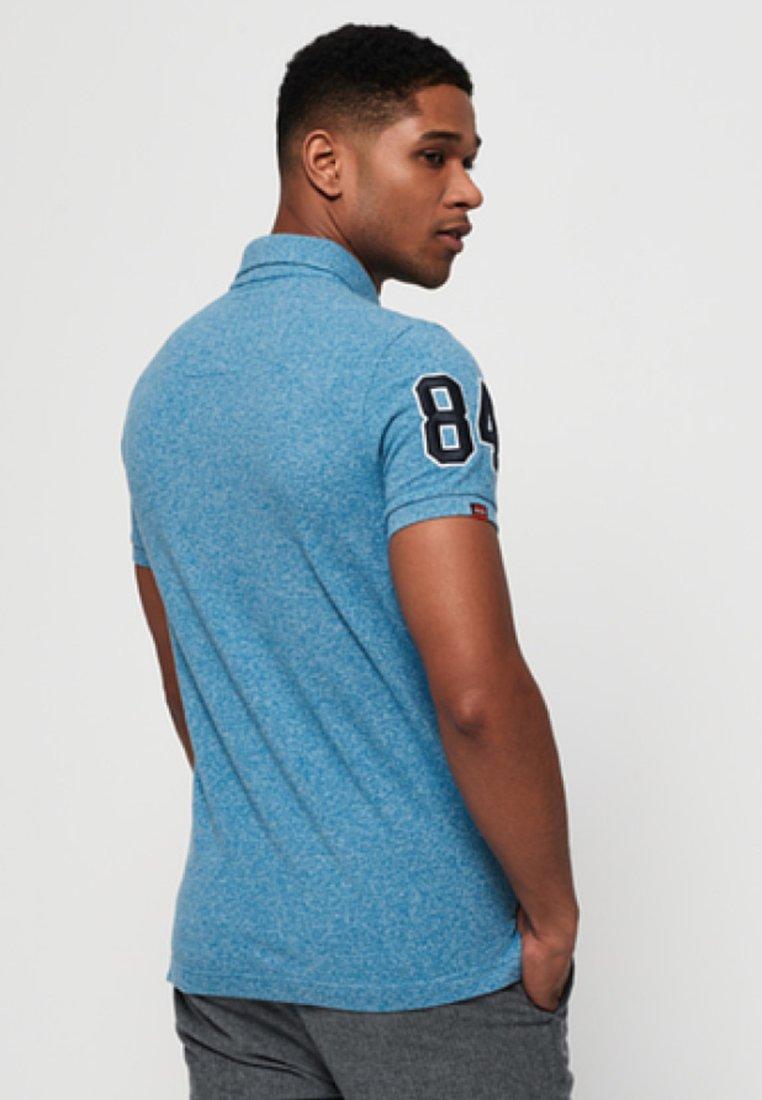Kup najnowsze Gorąca wyprzedaż Superdry Koszulka polo - sea spray grit | Odzież męska 2020 4W5yT