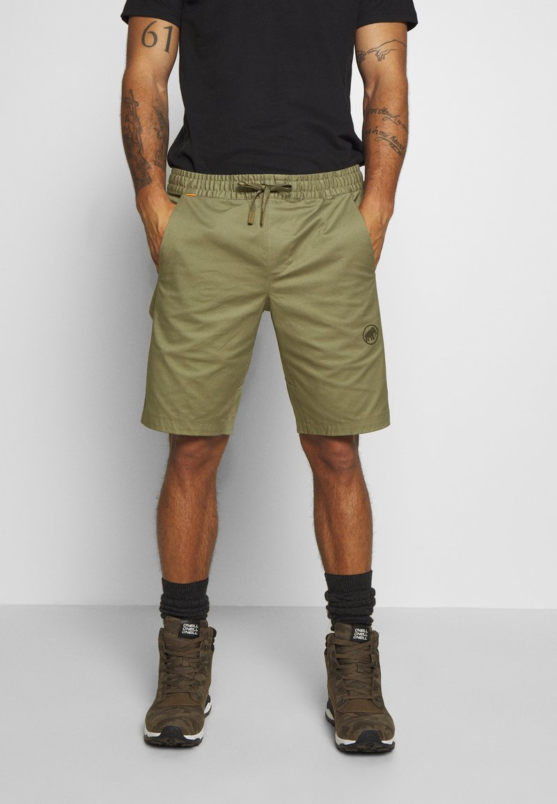 Mammut - CAMIE SHORTS MEN - Friluftsshorts - tin