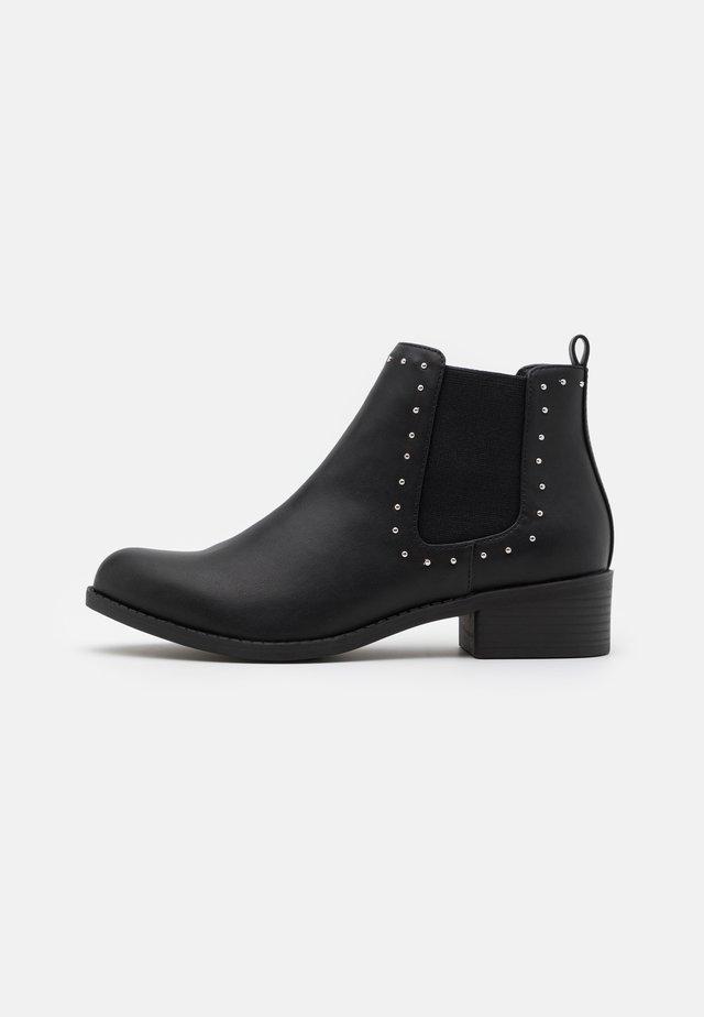 BIAELLA STUD CHELSEA  - Ankle boots - black