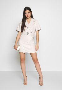 Ivyrevel - BELTED DRESS - Day dress - natural - 1