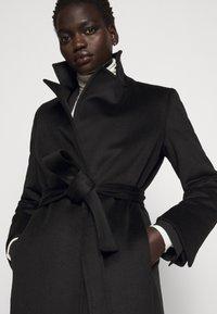 MAX&Co. - LONGRUN - Zimní kabát - black - 5