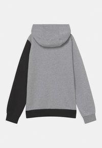 Re-Gen - TEEN BOYS - Mikina na zip - light grey melange - 1