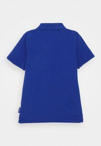 Scotch & Soda - TONAL CHEST ARTWORK - Polo shirt - yinmin blue - 1