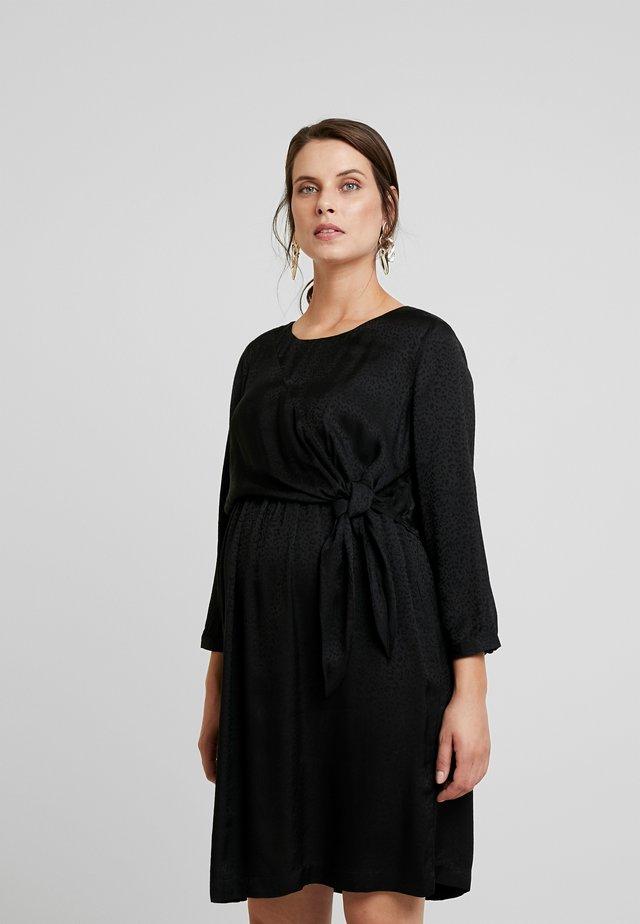 MARTHA - Freizeitkleid - black