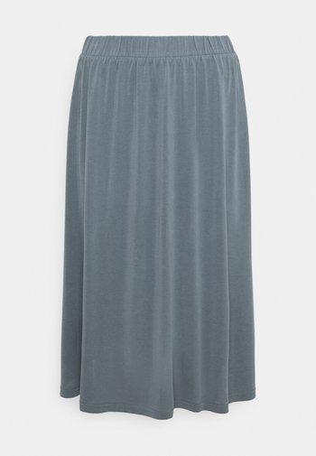 REGISSE - A-line skirt - china blue